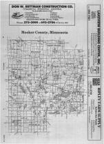 Index Map, Meeker County 1988